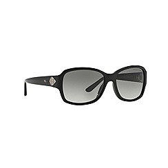 Ralph Lauren - Black square '0RL8102B' sunglasses
