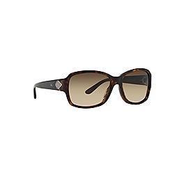Ralph Lauren - Brown square '0RL8102B' sunglasses