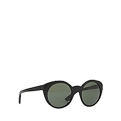Ralph Lauren - Black RL8104W cat eye sunglasses