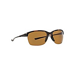Oakley - Brown OO9191 rectangle sunglasses