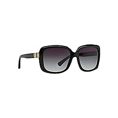 Emporio Armani - Black square EA4008 sunglasses