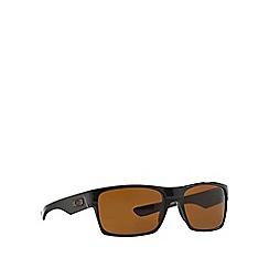 Oakley - Black square '0OO9189' sunglasses