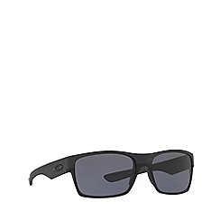 Oakley - Grey square '0OO9189' sunglasses