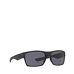 Oakley - Grey square '0OO9189' sunglasses