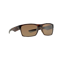 Oakley - Brown square '0OO9189' sunglasses