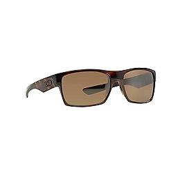 Oakley - Brown square '0OO9189' sunglasses