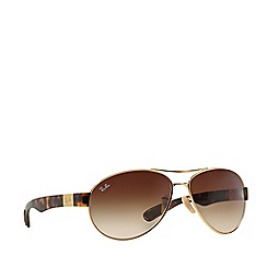 Ray-Ban - Arista RB3509 pilot sunglasses
