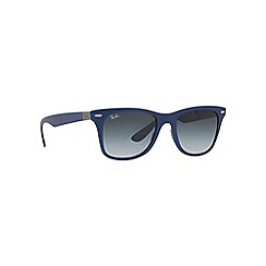 Ray-Ban - Blue square '0RB4195' sunglasses