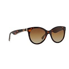 Dolce & Gabbana - Gold round '0DG4192' sunglasses
