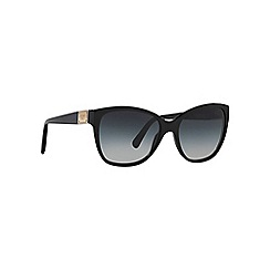 Dolce & Gabbana - Black butterfly '0DG4195' sunglasses