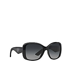 Prada - Black square PR 32PS sunglasses