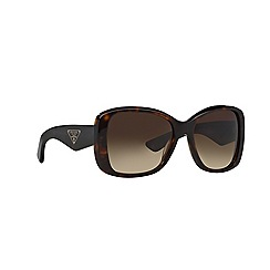 Prada - Brown square PR 32PS sunglasses