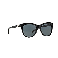 Ralph Lauren - Black cat eye '0RL8105' sunglasses
