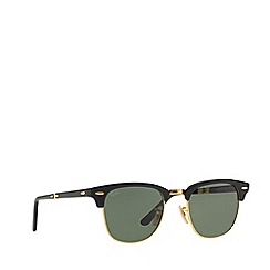 Ray-Ban - Black 'Clubmaster' RB2176 sunglasses