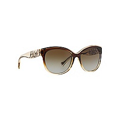 Ralph - Brown cat eye 0RA5178 sunglasses