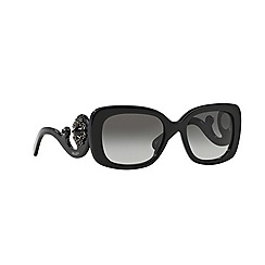 Prada - Black square '0PR33PS' sunglasses