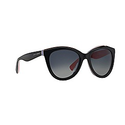 Dolce & Gabbana - Black cat eye '0DG4207' sunglasses