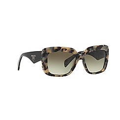 Prada - White square PR 03QS sunglasses