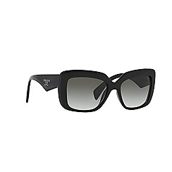 Prada - Black square PR 03QS sunglasses