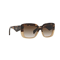 Prada - Brown square PR 03QS sunglasses