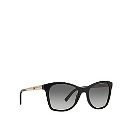 Ralph Lauren - Black RL8113 butterfly sunglasses