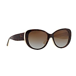 Ralph Lauren - Brown butterfly RL8114 sunglasses