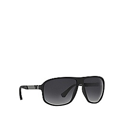 Emporio Armani - Black EA4029 square sunglasses