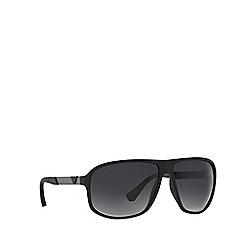 Emporio Armani - Black square EA4029 sunglasses