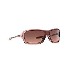 Oakley - Pink square shape 0OO9202 sunglasses