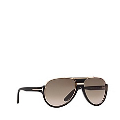 Tom Ford - Grey TR000453 pilot sunglasses