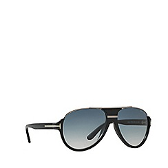 Tom Ford - Black TR000453 pilot sunglasses