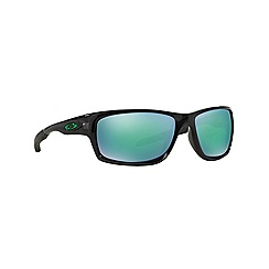 Oakley - Black rectangle OO9225 sunglasses