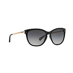 Coach - Black cat eye '0HC8084' sunglasses