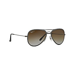 Ray-Ban - Gunmetal  aviator RB3513M sunglasses