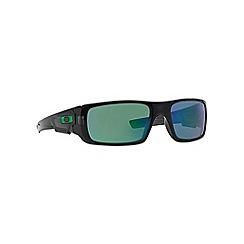 Oakley - Black OO9239 rectangle sunglasses