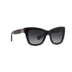 Dolce & Gabbana - Black square '0DG4214' sunglasses