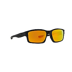 Oakley - Black rectangle '0OO9247' sunglasses