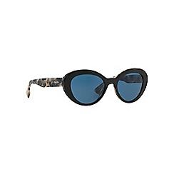Prada - Black round '0PR15QS' sunglasses