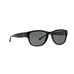 Polo Ralph Lauren - Black square '0PH40860' sunglasses