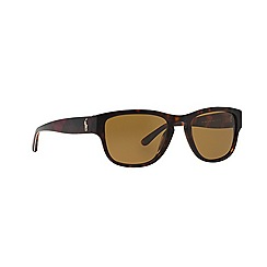 Polo Ralph Lauren - Brown square PH4086 sunglasses