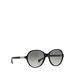Ralph - Black RA5187 round sunglasses