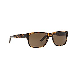 DKNY - Brown square '0DY4114' sunglasses