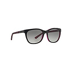 DKNY - Black 0DY4115 square sunglasses