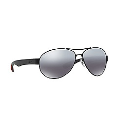 Ray-Ban - Black  aviator RB3509 sunglasses