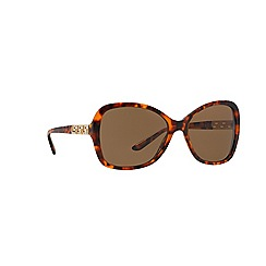 Versace - Brown butterfly VE4271B sunglasses