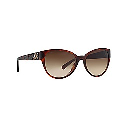 Versace - Brown round VE4272 sunglasses