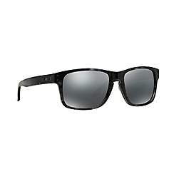 Oakley - Grey rectangle '0OO2048' sunglasses