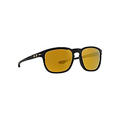 Oakley - Black oval '0OO9223' sunglasses