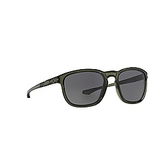 Oakley - Green oval OO9223 sunglasses