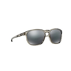 Oakley - Grey oval OO9223 sunglasses